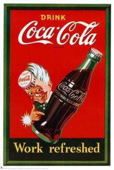 Coca Cola Ad................... | Aprender manualidades es facilisimo.com
