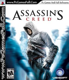 Assassin's Creed 1 (Highly Compressed) Video PC Game Free Download Setup Full Version For PC