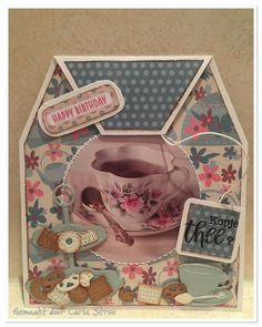 Labels, Phone, Tableware, Tea Time, Cards, Home Decor, Telephone, Dinnerware, Decoration Home