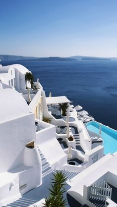 I have stayed at this amazing place in Santorini, Greece.