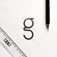 """g"" by @osmantahir #Goodtype #StrengthInLetters"