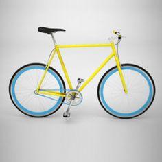 Fab.com   Sleek And Colorful Swedish Cycles ($200-500) - Svpply