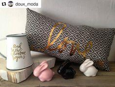 Buenos días gente bonita!!! ❤ No lo olviden!!!  Pueden encontrar todos nuestros productos en @doux_moda sucursal Santa Teresa en Ramos Millan 572  #bunnies  #inlove #homedeco #decoración #ceramica #peltre #conejitos  #gdl #berenjenadeco