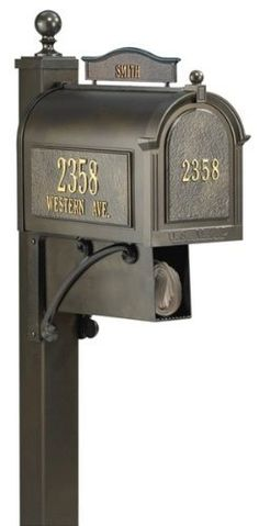 40 Best Safety Amp Security Security Mailboxes Images On