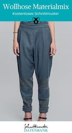 Materialmix macht Kleidungsstücke spannend und einzigartig. So auch bei der Wollhose von Initiative Handarbeit. Die bequem geschnittene Hose lebt von der Kombination der Stoffe. Natürlich … Weiterlesen