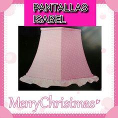 LAMPARAS Y PANTALLAS ARTESANALES isabeldhornos.blogspot.com Isabeldhornos@gmail.com
