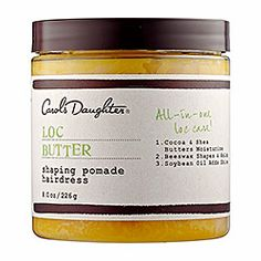Carol's Daughter - Loc Butter  #sephora $17