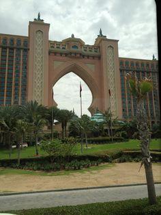 Atlantis Hotel #Dubai