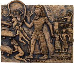 .the mysterious story of Gilgamesh..click through