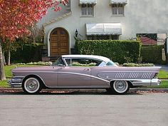 1958 - Buick Limited Riviera coupe