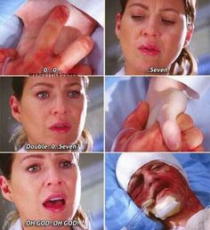 Grey's Anatomy. That moment you realised John Doe was George