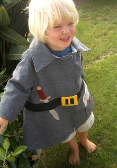 Big Little: Make your own Pirate Jacket!