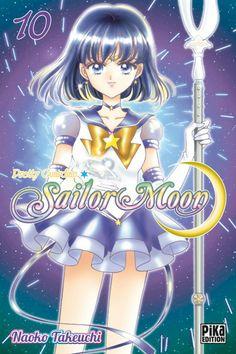 Bishojo Senshi Sailor Moon - Sailor Moon Pretty Guardian by Naoko Takeuchi - 14 volumes (12 volumes + 2 volumes Short Stories) - French edition : Pika - 18 volumes - First french edition : Glénat