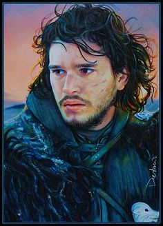 You Know Nothing, Jon Snow by DavidDeb on DeviantArt