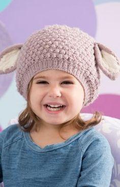 Cosy Lamb Hat Free K