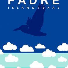 South Padre Island.