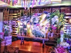 pretty Filipino theme in my cousin's wedding 80th Birthday, Birthday Party Themes, Girl Birthday, Stage Decorations, Wedding Decorations, Wedding Ideas, Paskong Pinoy, Filipiniana Wedding Theme, Filipino Wedding