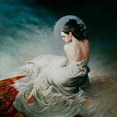 Lovely maiden