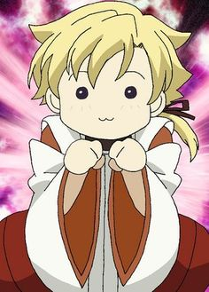 Tamaki from Ouran High School Host Club    This is also the technique I use to get what I want. XD