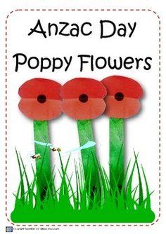 poppy printable copyright wwwBigActivities