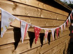 Traditional Bunting (Party Flag Banner)