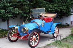 1910 Hupmobile Model 20 Runabout - (Hupp Motor Car Corp. Detroit, Michigan, 1908-1940)