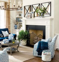 Living Rooms ideas for every imagination - colorful decorating images photo gallery. See hundreds of furniture, fabrics, and art ideas for your living spaces. Designer inspiration and ideas for living rooms of all sizes so you'll find your choice of sofas, chairs, colors, and tables, décor, and lighting to complete your new look.