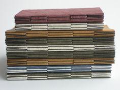 non-adhesive long stitch binding journals