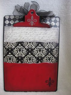 Scripture directory clipboards. Have girls decorate clipboards and add spiritual scripture directory to their boards or have them come up with their own scripture directory to add to clipboards.