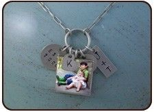 """""""Story Necklace"""" by MyKotori.com - I love this! > pin it to win it > #jewelryforphotographers"""