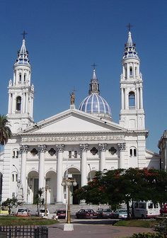 Argentina - Entre Rios - Parana - Catedral de Parana (E. Rios)