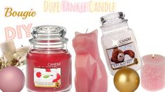✮ Dupe ✮ Yankee Candle ✮ Tuto et Recette de Bougie | DIY Candles | Caly ...