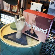Cadeau voor haar: Juwelenhouder 'The Hand' - DOIY - Axeswar Design