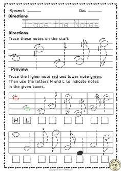 Elementary Music Lessons, Music Lessons For Kids, Music Lesson Plans, Music For Kids, Piano Lessons, Music Games, Music Activities, Music Writing, Kids Writing
