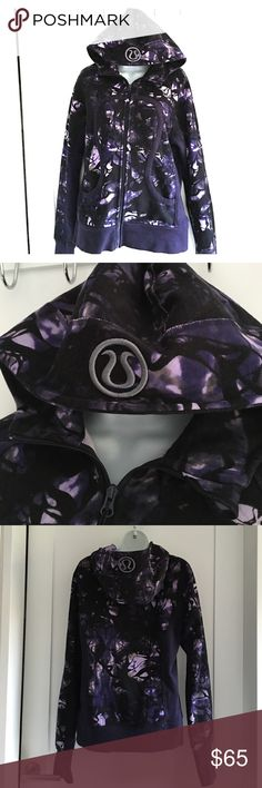 Lululemon Scuba Purple Hoodie Size 10 Preowned Authentic Lululemon Scuba Purple Hoodie Size 10. Has thumb holes. Barely worn. Please look at pictures for better reference. Happy shopping!! lululemon athletica Tops Sweatshirts & Hoodies