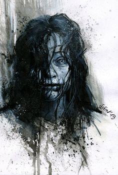 Evil dead: commission fanart by DanielGrzeszkiewicz.deviantart.com on @deviantART