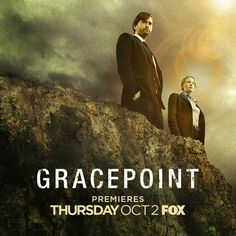 Gracepoint: America's version of the British series, Broadchurch. Really enjoy David Tennant (loved him in Dr. Will be interesting to see how the U. versions ends. Tv Moms, Current Tv, American Version, Broadchurch, Series Premiere, David Tennant, Best Tv, Teaser, Favorite Tv Shows