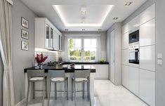 Красивый дом с большим гаражом и с чердачным помещением S8-227-5 (Дом на Парковой). Визаулизация 6. Shop-project
