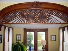 Moorish Fretwork Screen in New Brunswick