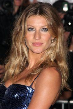 Gisele Bundchens  Best Hair And Makeup Looks