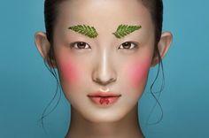 20 Inspiring Beauty Industry Photographs by Yulia Gorbachen - Skin Retouching works Foto Fashion, Fashion Beauty, Beauty Shoot, Hair Beauty, Beauty Skin, Face Photography, Fashion Photography, Dull Hair, Making Faces