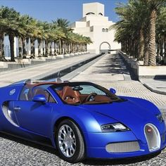 Beautiful Bugatti Veyron In A Luxary Desert Hideaway