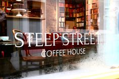 Steep Street Coffee House Folkestone