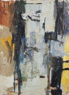Abstract. Artist: John Passmore, 1960
