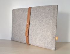 Your MacBook Air is a light and sleek machine - so is this Macbook air sleeve…