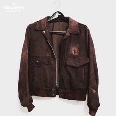 Dallas Winston's jacket that Matt Dillon wore in The Outsiders.
