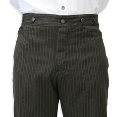 Railhead Pants - Charcoal