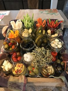 Snacks Für Party, Appetizers For Party, Appetizer Recipes, Snack Recipes, Cooking Recipes, Healthy Recipes, Charcuterie Recipes, Charcuterie And Cheese Board, Crudite