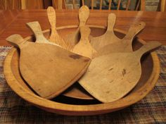 Butter Paddles!