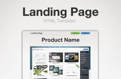 10 Free Landing Page Template – Download on http://www.designtreasure.com/2012/11/10-free-landing-page-template-download/